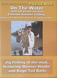 LD Guide Service: Extreme Summer Fishing